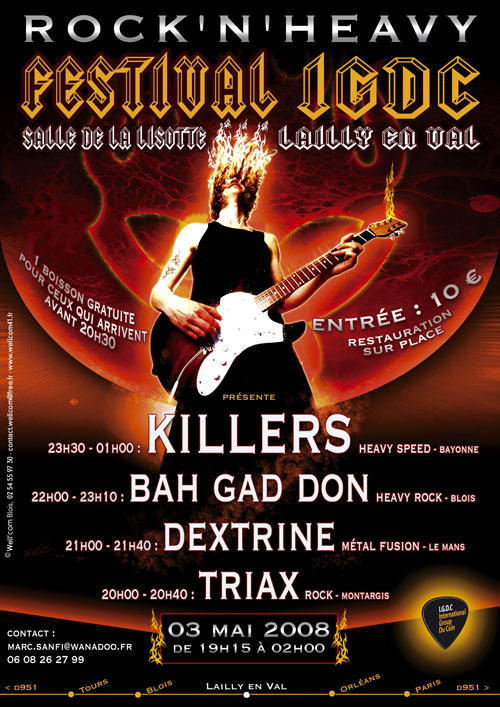 KILLERS Lailly10