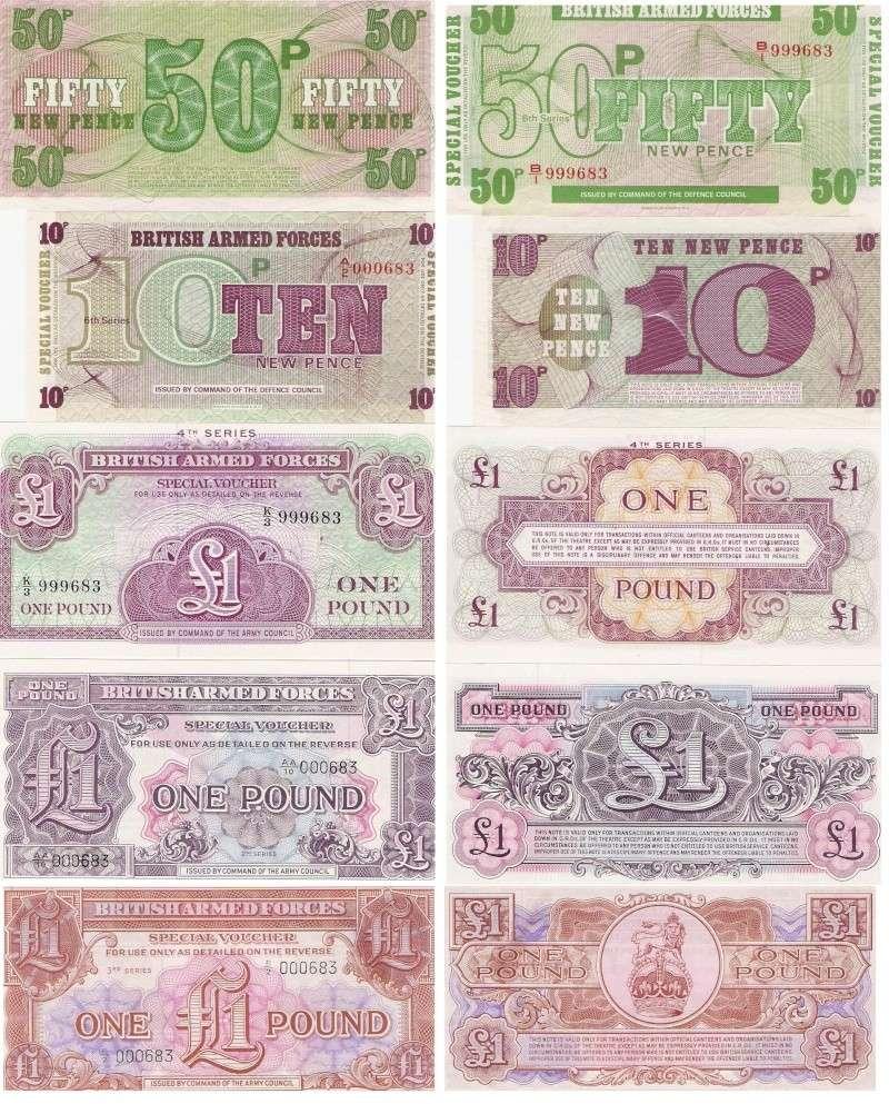BAOR Bank Notes Baor_b10