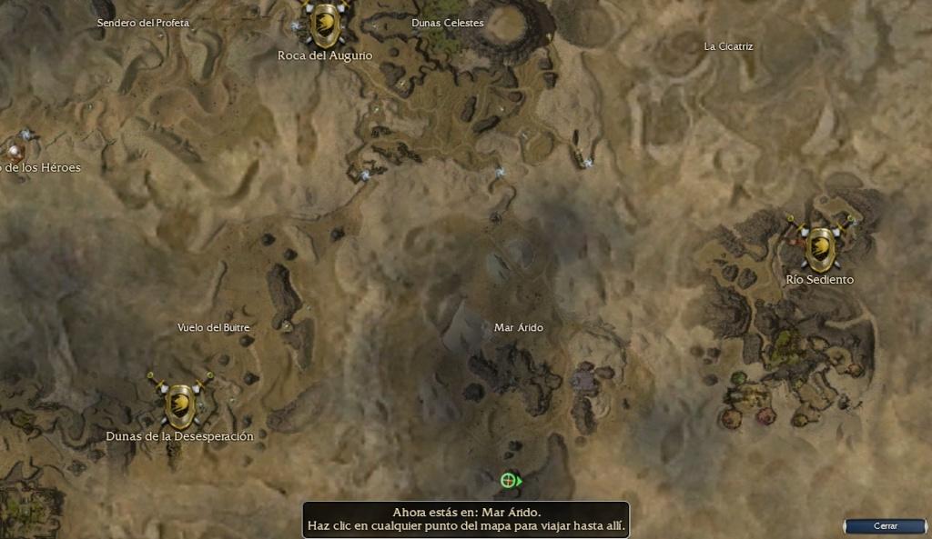 al Desierto de cristal Gw12710