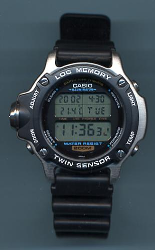 casio - Casio again..... Z410
