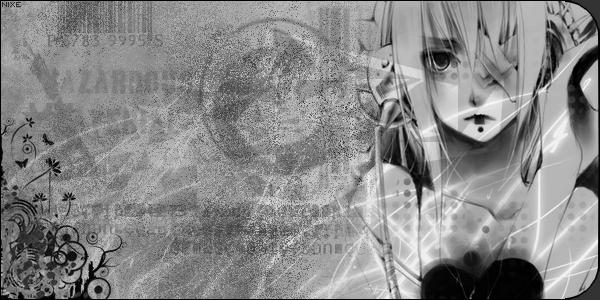 Design Forum : Manga Noir & Blanc Bannie10