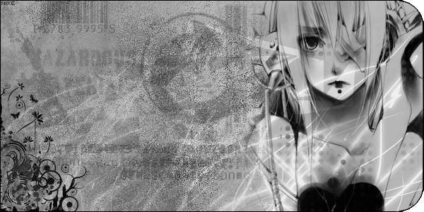 Design Forum : Manga Noir & Blanc Bannie12