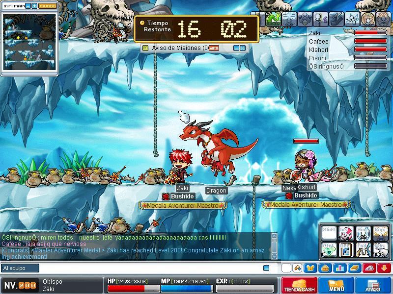 x fin lvl 200 xD Maple026