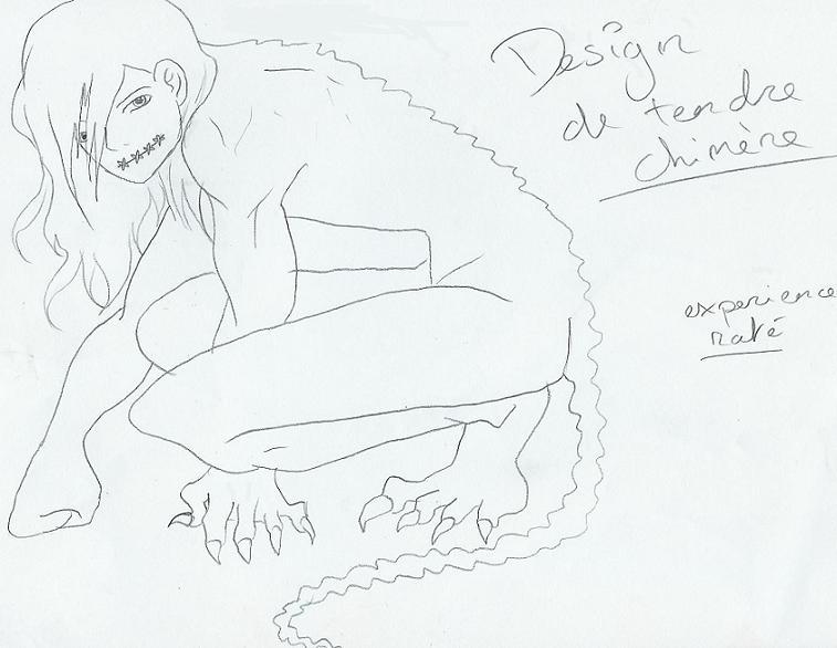 Concours Tendres Chimères: Galerie des participations ! Design11