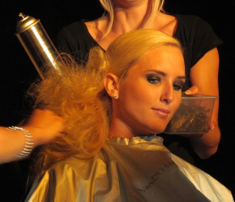 défilé de mode et coiffure Dafila20