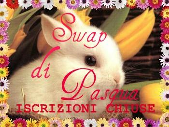 SWAP PASQUALE LAMPO - ISCRIZIONI CHIUSE! Pasqua10