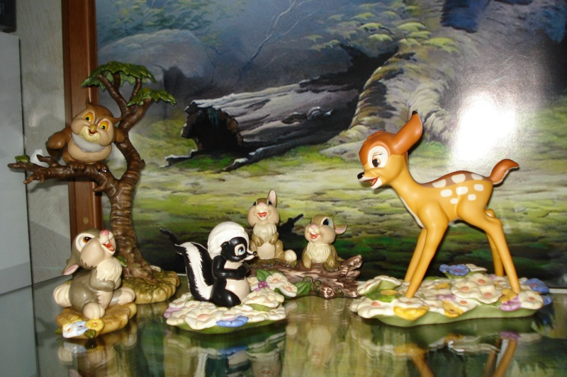 Walt Disney Classics Collection - Enesco (depuis 1992) - Page 2 Bambi_18
