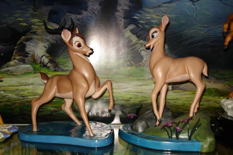 Walt Disney Classics Collection - Enesco (depuis 1992) - Page 3 Bambi_22