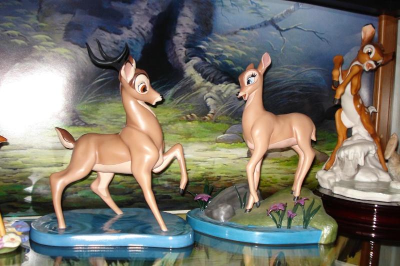 Walt Disney Classics Collection - Enesco (depuis 1992) - Page 3 Bambi_23