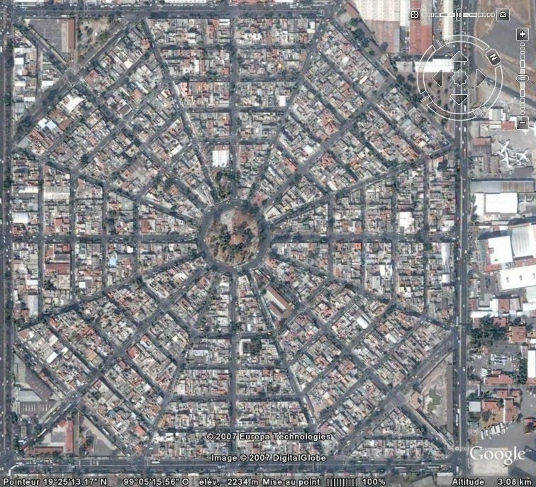 Les villes de Spiderman Toile_10