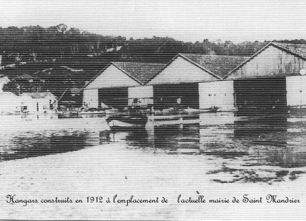 [LES B.A.N.] Saint-Mandrier - Page 2 Hangar10