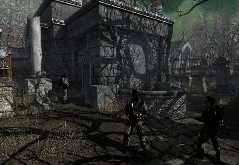 [13/11/09] S.O.S Fantômes: Le Jeu Vidéo (PS3, Xbox 360, PC) - Page 4 00691112