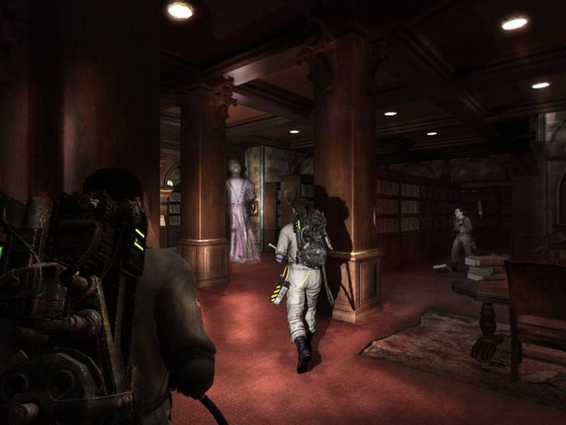 [13/11/09] S.O.S Fantômes: Le Jeu Vidéo (PS3, Xbox 360, PC) - Page 4 00691212