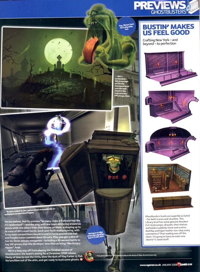 [13/11/09] S.O.S Fantômes: Le Jeu Vidéo (PS3, Xbox 360, PC) - Page 4 Ngamer11