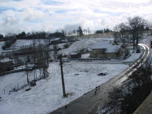 Le temps à Madelonnet du mois de décembre 2007 110