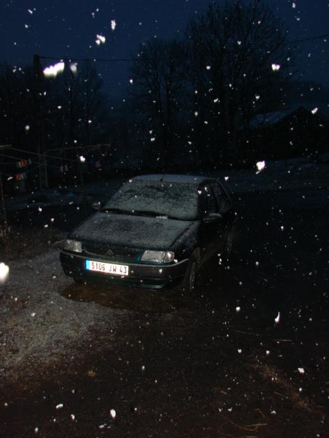 Le temps à Madelonnet du mois de décembre 2007 112
