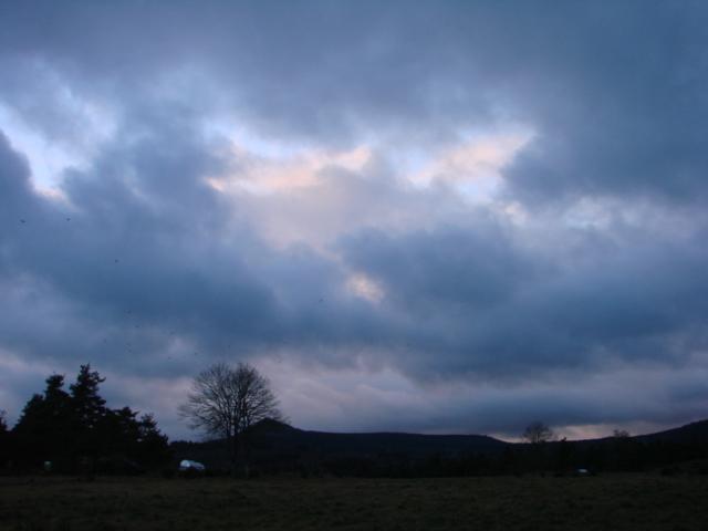 Le temps à Madelonnet du mois de décembre 2007 118