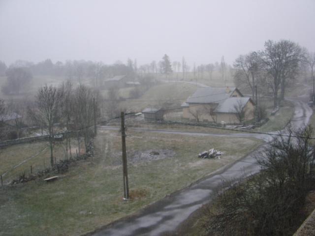 Le temps à Madelonnet du mois de décembre 2007 121