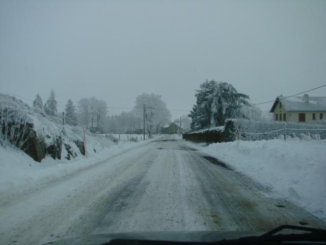 Le temps à Madelonnet du mois de décembre 2007 130
