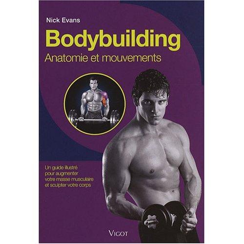 bodybuilding - Livre : Bodybuilding : Anatomie et mouvements 51enyo10