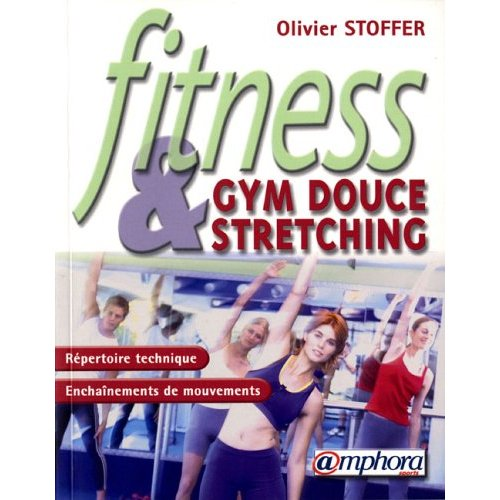 fitness - Livre : Fitness,Gym douce & Stretching 51mk6d10