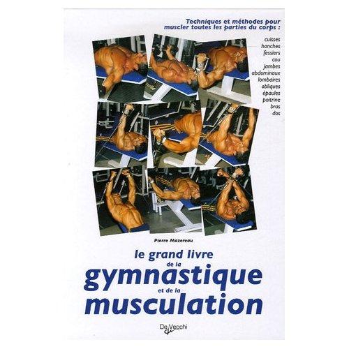 Livre : Le grand Livre illustré de la gym et de la muscu 51uuzq10