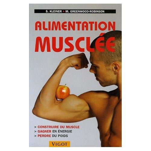 alimentation - Livre : Alimentation Musclée 51vjpm10