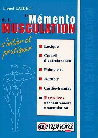 Livre : Le memento de la musculation Resize11