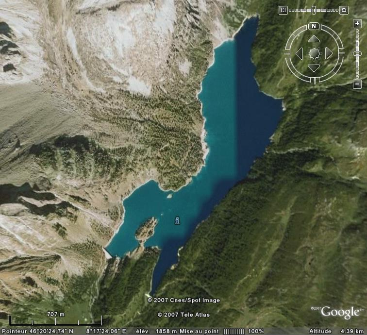Les barrages dans Google Earth - Page 5 Devero10