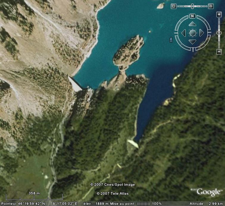 Les barrages dans Google Earth - Page 5 Devero11