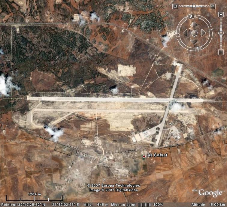 Topic des bases de l'armée de l'air/US air force etc... - Page 38 El_bai10