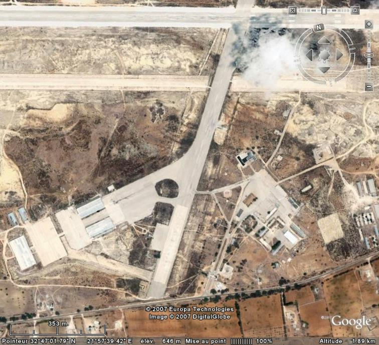 Topic des bases de l'armée de l'air/US air force etc... - Page 38 El_bai11