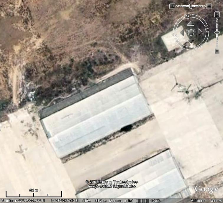Topic des bases de l'armée de l'air/US air force etc... - Page 38 El_bai12
