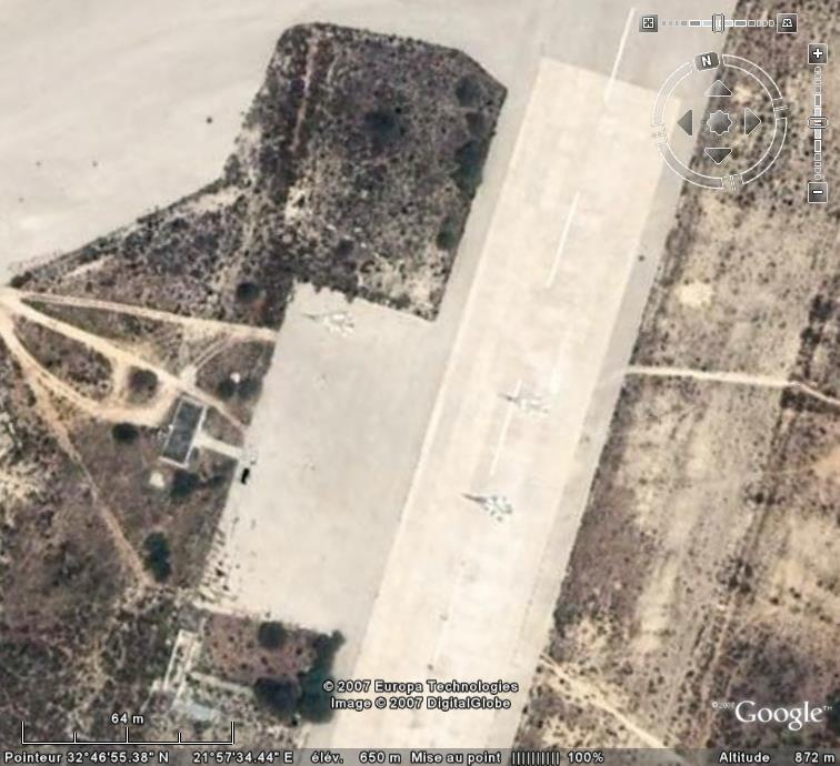 Topic des bases de l'armée de l'air/US air force etc... - Page 38 El_bai13