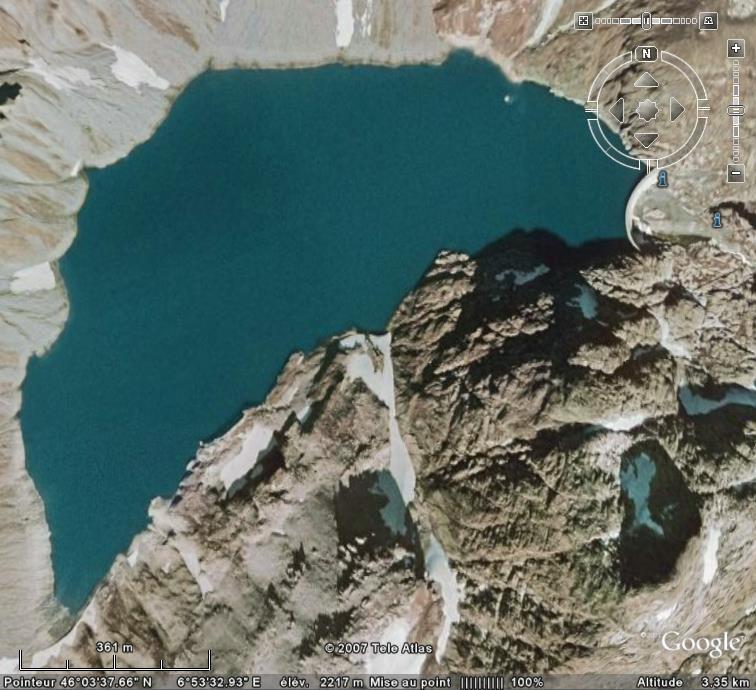 Les barrages dans Google Earth - Page 5 Emosso10