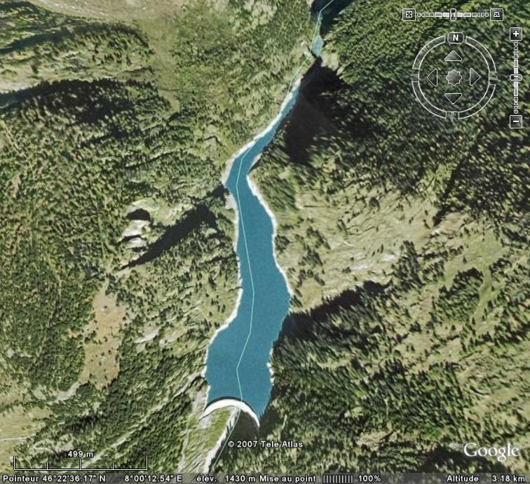 Les barrages dans Google Earth - Page 5 Gebide10