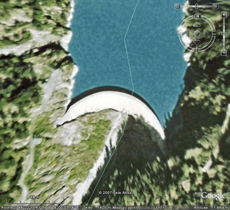 Les barrages dans Google Earth - Page 5 Gebide11