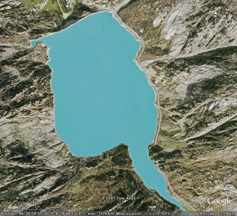 Les barrages dans Google Earth - Page 5 Spital10