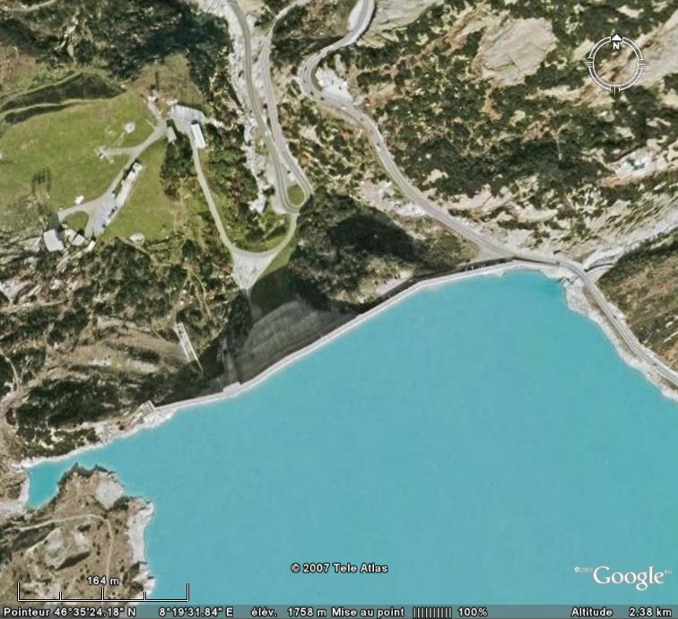 Les barrages dans Google Earth - Page 5 Spital11