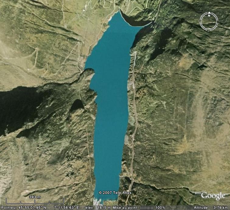 Les barrages dans Google Earth - Page 5 Toules10