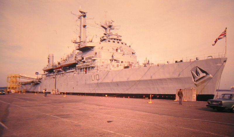 Gand, chantier de démolition naval international ? 41379_10