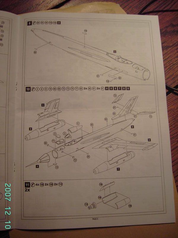 Yak-28 A-Model [1/72] Tn_mon14