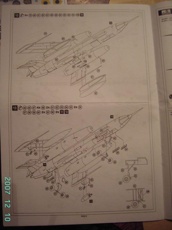 Yak-28 A-Model [1/72] Tn_mon15