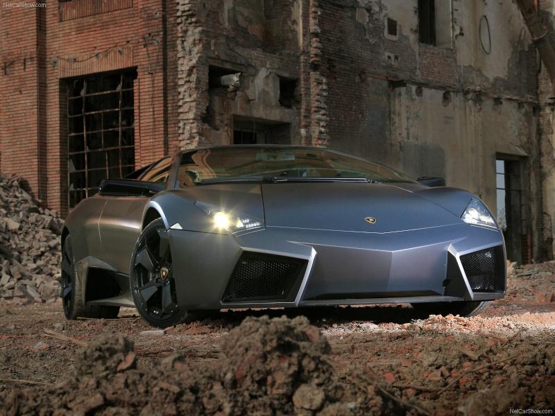 Quelle est pour toi la plus belle voiture qui existe,ou qui existait au monde? Lambor10