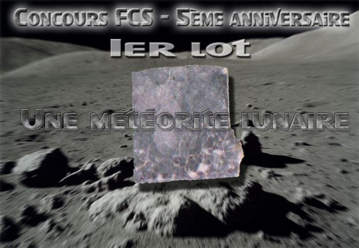 Concours n°2 - 5ème anniversaire de FCS Lot110