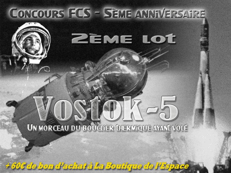 Concours n°2 - 5ème anniversaire de FCS Lot211