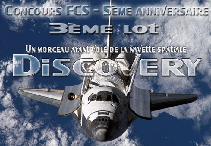 Concours n°2 - 5ème anniversaire de FCS Lot310