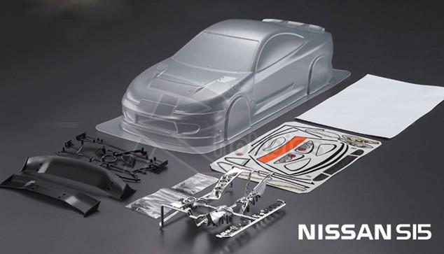 [Vend]  matos +eclairage+jantes +pneus hpi drift A+ coupe lipo Nissan10