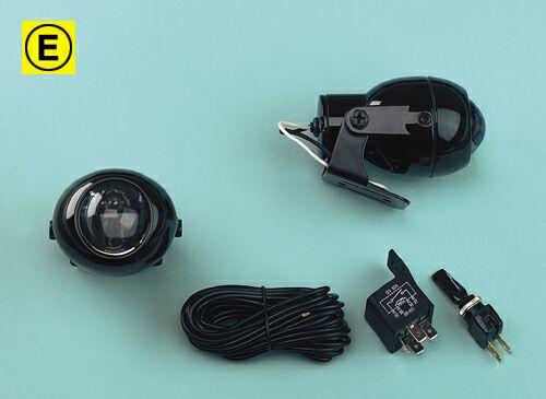 Luzes auxiliares/Faróis de nevoeiro Micro-11
