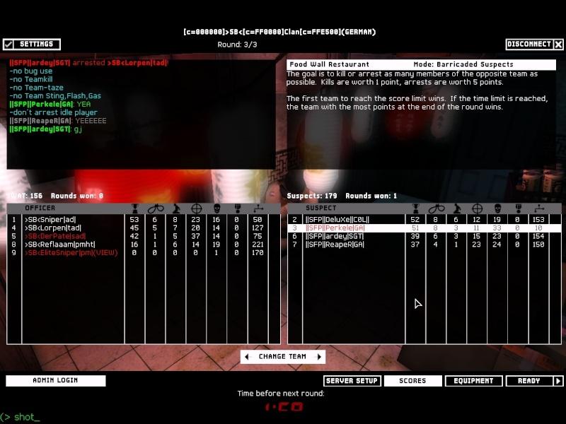 Clan war against SB 27.10.07 Result: won Cw_aga10